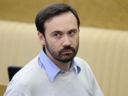 Коллеги направили в прокуратуру материалы на Пономарева