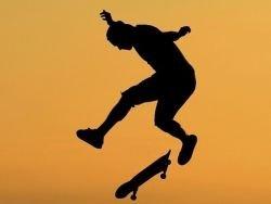Россиянин стал лучшим в скейтбординге