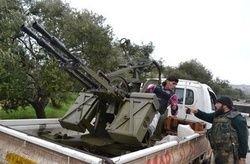 Откуда у Маждахедов в Сирии оружие?