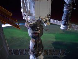 Прибор на МКС зафиксировал позитронные следы темной материи