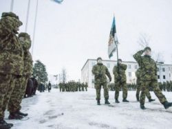 Эстония увеличит военные расходы в полтора раза