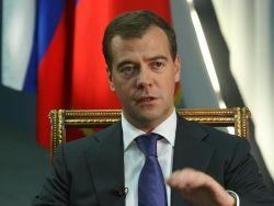 """Медведев: позиции """"ЕР"""" и правительства едины"""