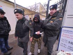 """Жителей общежития Мосшелка забрали в ОВД """"Замоскворечье"""""""