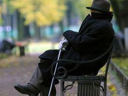 Старые и больные граждане нашей власти не нужны
