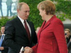 Новость на Newsland: Меркель должна призвать Путина к прекращению репрессий