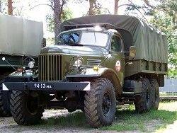 Коротко о состоянии парка военной автомобильной техники