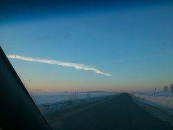 Новость на Newsland: Почему Чебаркульский метеорит принимают за ракету