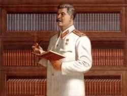 Новость на Newsland: Полёт в космос начал готовиться по плану Сталина