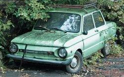 Москву с удвоенной силой очищают от брошенных машин
