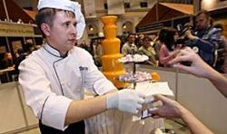 Москва стала шоколадной столицей мира: в столице проходит Салон шоколада