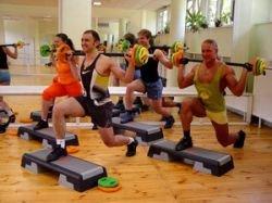 Собственный фитнес-клуб – амбиции растут