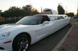 Американцы сделали шикарный лимузин из Corvette