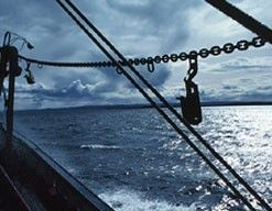 Россия и Украина поделили Азовское море