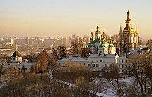 В Киеве разрушается памятник архитектуры - Киево-Печерская Лавра