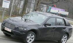 Появились шпионские фото обновленного BMW X3