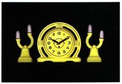 Уникальная коллекция каминных часов из брюссельского музея Clockarium (фото)