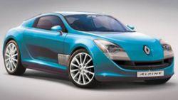 Renault готовит новый родстер Alpine