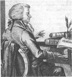 Нотные записи Вольфганга Амадея Моцарта будут проданы с аукциона Sotheby\'s