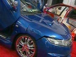 В Испании открылась выставка эксклюзивных автомобилей