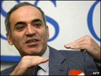 """Гарри Каспаров пообещал новые \""""марши несогласных\"""""""