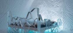 Гостиница изо льда открывается в Норвегии