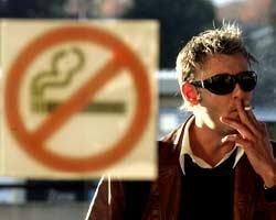 Запрет на курение угрожает окружающей среде