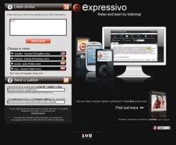 Expressivo. Говорилка 2.0