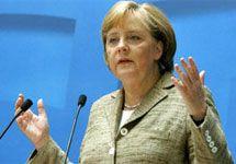 Ангела Меркель раскритиковала российские выборы