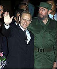 Ещё один незаменимый. Фидель Кастро не покинет президентское кресло