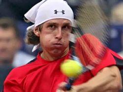 Игорь Андреев выиграл у Боба Брайана в финале Россия-США Кубка Дэвиса по теннису