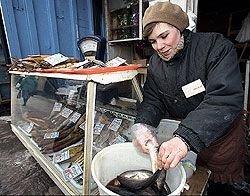 Россия сократила поставки рыбы из Норвегии