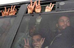 Израиль выпускает из тюрем 429 заключенных-палестинцев
