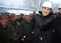 Социологи прочат Михаилу Саакашвили победу на январских выборах