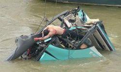 В Гималаях грузовик с гостями свадьбы упал в реку