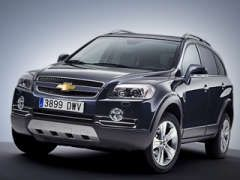 Chevrolet выпускает псевдоспортивную Captiva