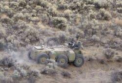 Соединенные Штаты создадут новую роботизированную бронемашину Crusher