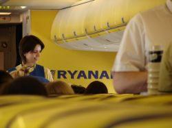 Ирландская авиакомпания Ryanair призвала к ответу Еврокомиссию