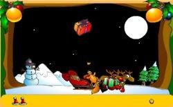 Новогодняя флэшка: Помоги Деду Морозу собрать вещи