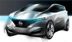 Nissan готовит минивэн будущего Nissan Forum для Детройтского автошоу