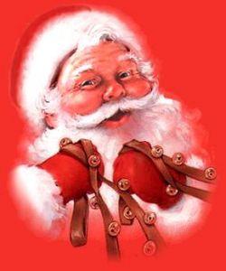 Российскому Деду Морозу подарили Lada Kalina