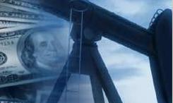 Цены на нефть падают вслед за долларом