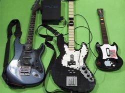 Guitar Hero стала самой разыскиваемой в интернете игрой