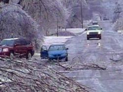Снегопад в США привел к резкому росту числа ДТП: 17 погибших