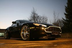 Loder1899 создал для Aston Martin V8 Vantage Volante новый спорт-пакет