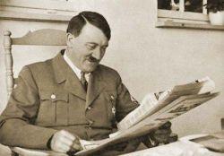 Сына Ющенко обучают любви к Адольфу Гитлеру