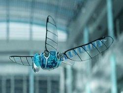 Новость на Newsland: Инженеры создали бионическую стрекозу