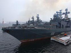 Новость на Newsland: Корабли СФ и ЧФ проведут учения в Средиземном море
