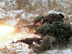 Новость на Newsland: Десантники испытывают перспективную боевую экипировку