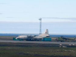 Новость на Newsland: Минобороны: отчет о возобновлении работы аэропорта Тикси