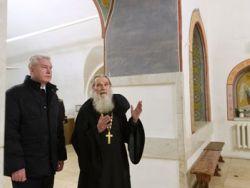 Новость на Newsland: Собянин распорядился строить по храму в месяц
